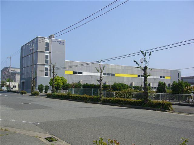新第2工場完成