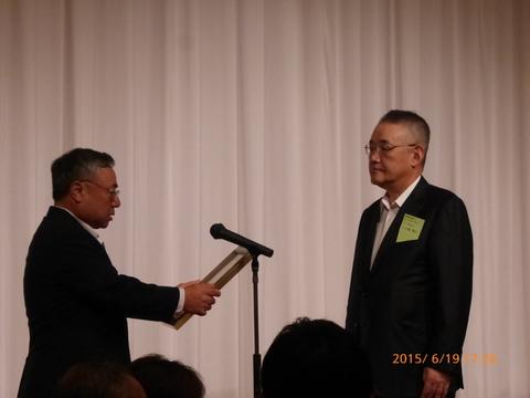 川崎重工業株式会社様より「5S優秀賞」をいただきました!