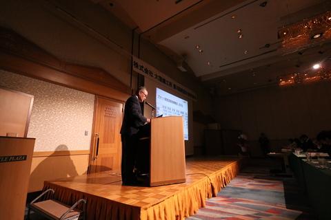 2016年5月21日(土) 第4回経営計画発表会