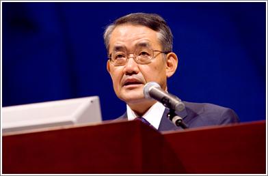盛和塾25周年記念第16回全国大会経営大会発表会にて敢闘賞を受賞致しました