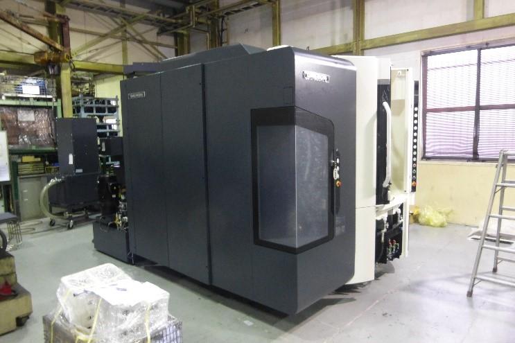 NHX4000Ge3 第4工場新規設備納入